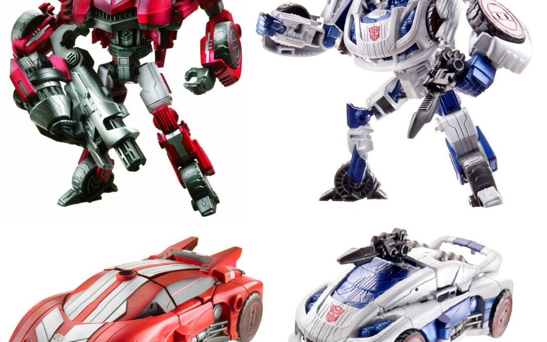 In case you couldn't tell… Fall of Cybertron Jazz and Sideswipe are remolds
