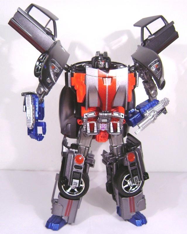 Custom Alternators Starscream