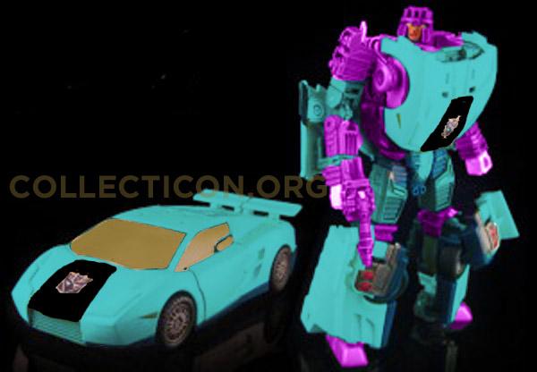 Botcon 2010 G2 Breakdown
