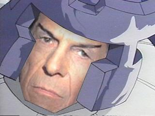 Leonard Nimoy returns to Transformers!