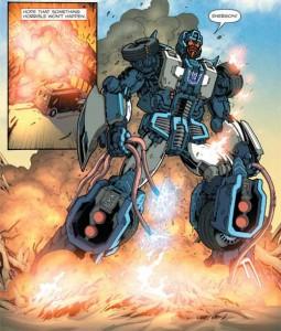 Transformers IDW generations Breakdown
