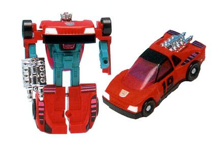 Transformers Generation 2 Rapido