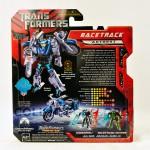 Transformers Movie 1 Unreleased scouts – Gunbarrel, Reverb, Backtrack photo gallery