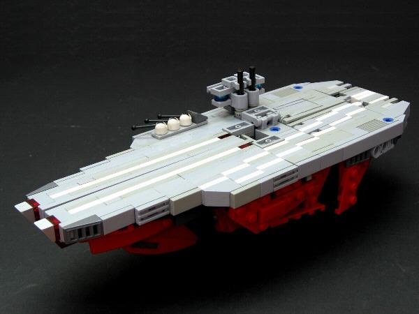 Lego G1 Broadside