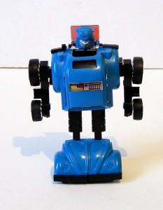 Blue Microchange Bumblebee