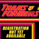 Botcon 2010 Registration ot yet available