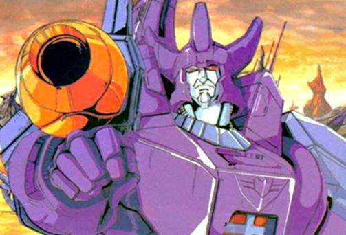 Transformers 2010 G1 Galvatron illustration