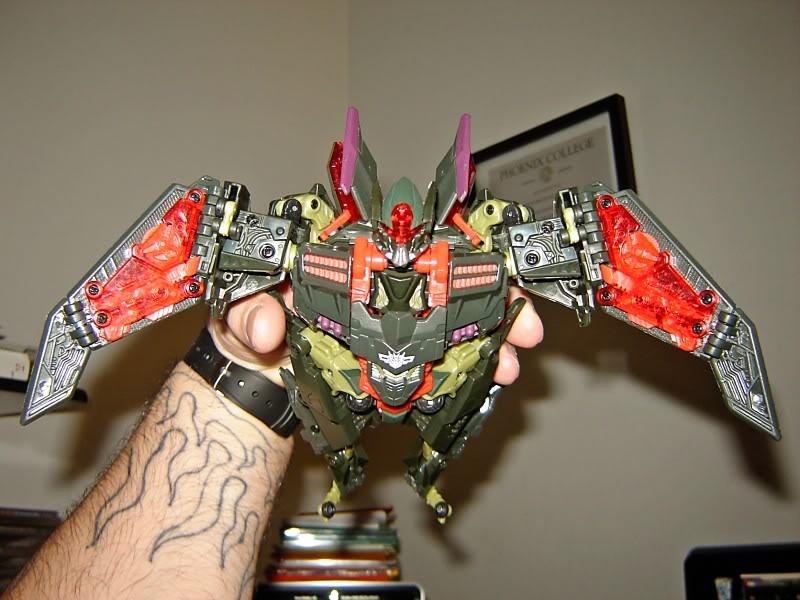 Revenge of the Fallen Mindwipe fan-mode – BAT!