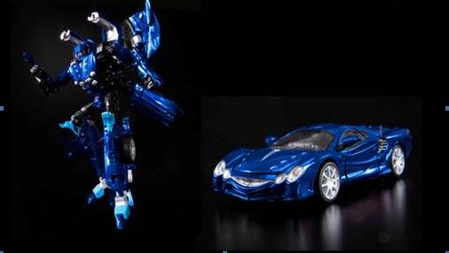TakaraTomy announce Transformers Alternity Thundercracker
