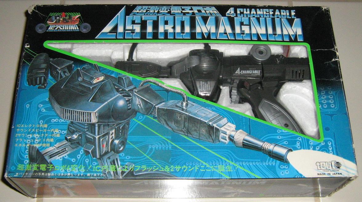 Transformers 3 Shockwave Astro Magnum