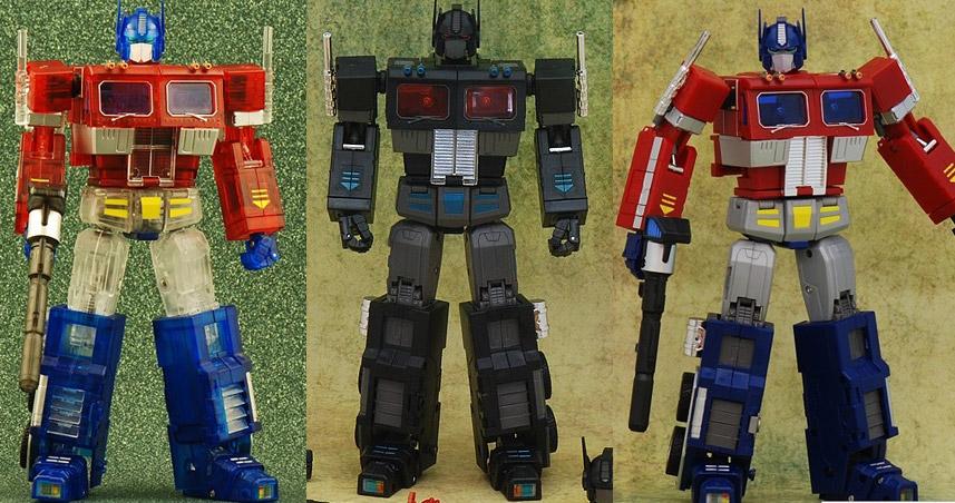 igear mini Masterpiece Optimus Prime Convoy