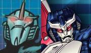 Transformers Prime and Alternity Starscream