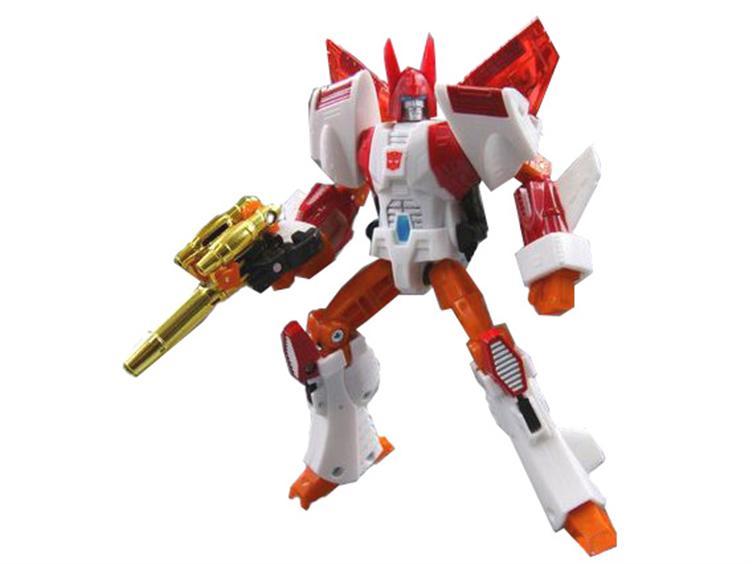 Transformers Henkei Strafe