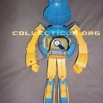 G1 Unicron toy prototype planet mode electronics open back