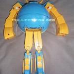 G1 Unicron toy prototype robot mode standing back