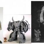Unicron size comparison