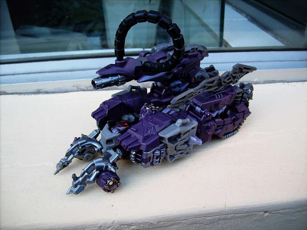 Dark of the Moon Shockwave toy