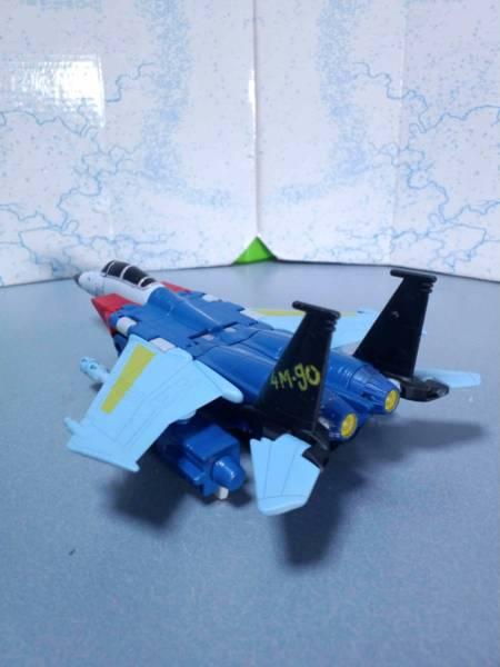 Action Master Starscream classics jet
