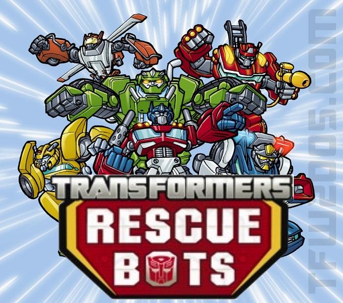 Transformers Rescue Bots – Optimus Prime for children!