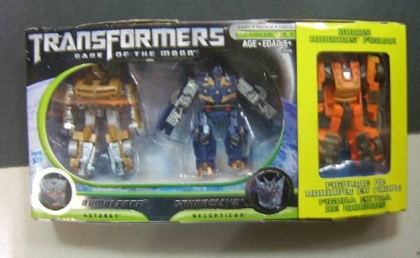 Transformers Dark of the Moon legends Rodimus