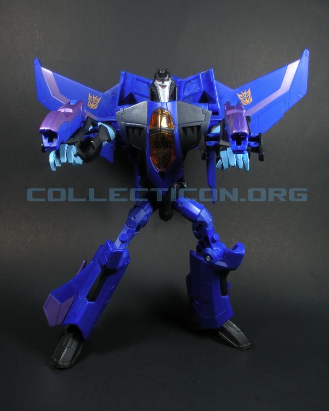 unreleased Animated Voyager Thundercracker toy