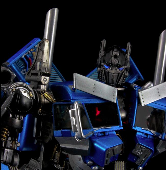 blue diaclone ROTF optimus prime
