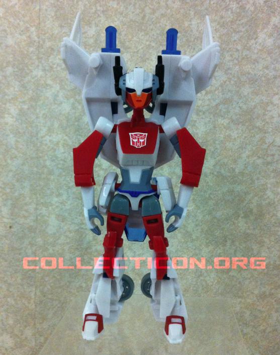 Botcon 2011 Custom Animated Minerva G1 head