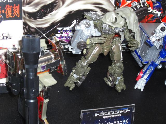 Transformers Dark of the Moon Chronicles Megatron
