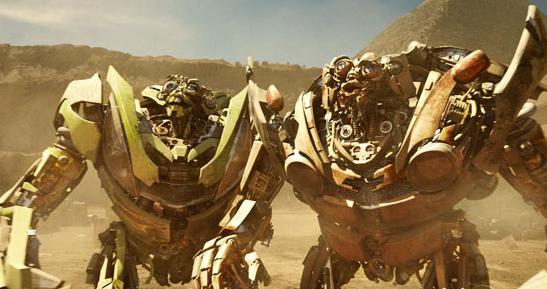 Transformers Twins