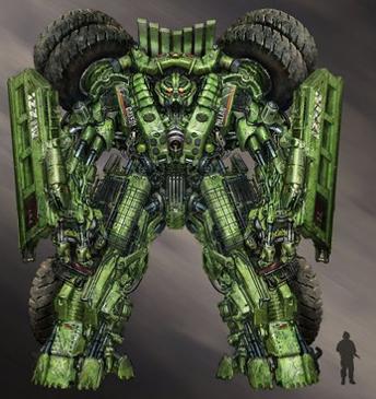 Transformers Long Haul Constructicon