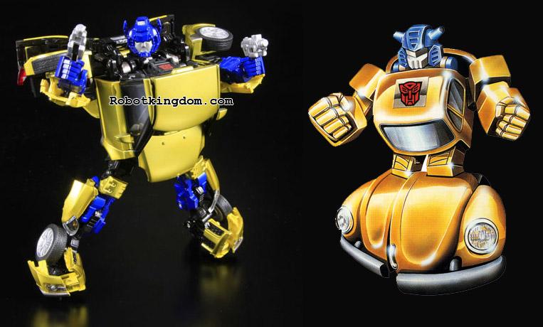 Alternity Goldbug from Bumblebee