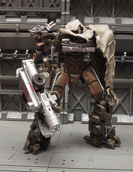Transformers Chronicles chrome Megatron
