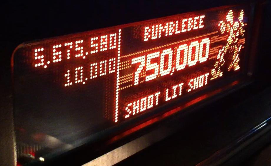 Transformers Pinball gameplay videos – rad!