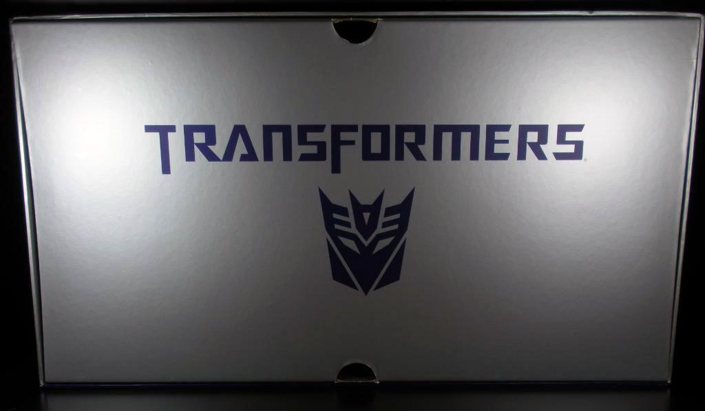 Transformers decepticon movie boxset interior
