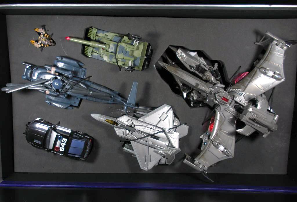 Transformers hong kong decepticon giftset