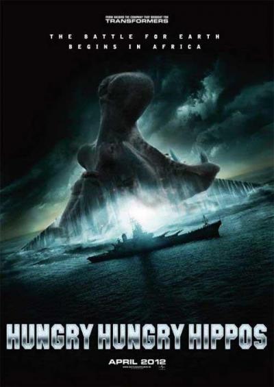 The next big movie from Hasbro Studios…
