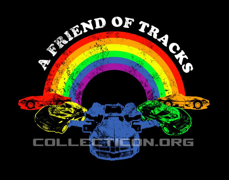 A Friend of Tracks