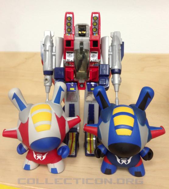 kid robot dunny flight chase thunder cracker