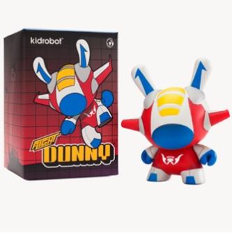 Kid Robot Starscream vinyl toy