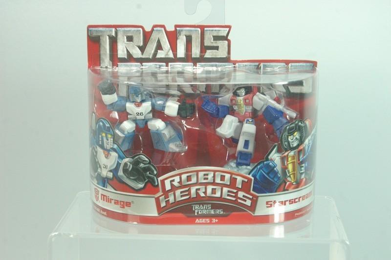 Transformers-Robot-heroes-Mirage-Starscream