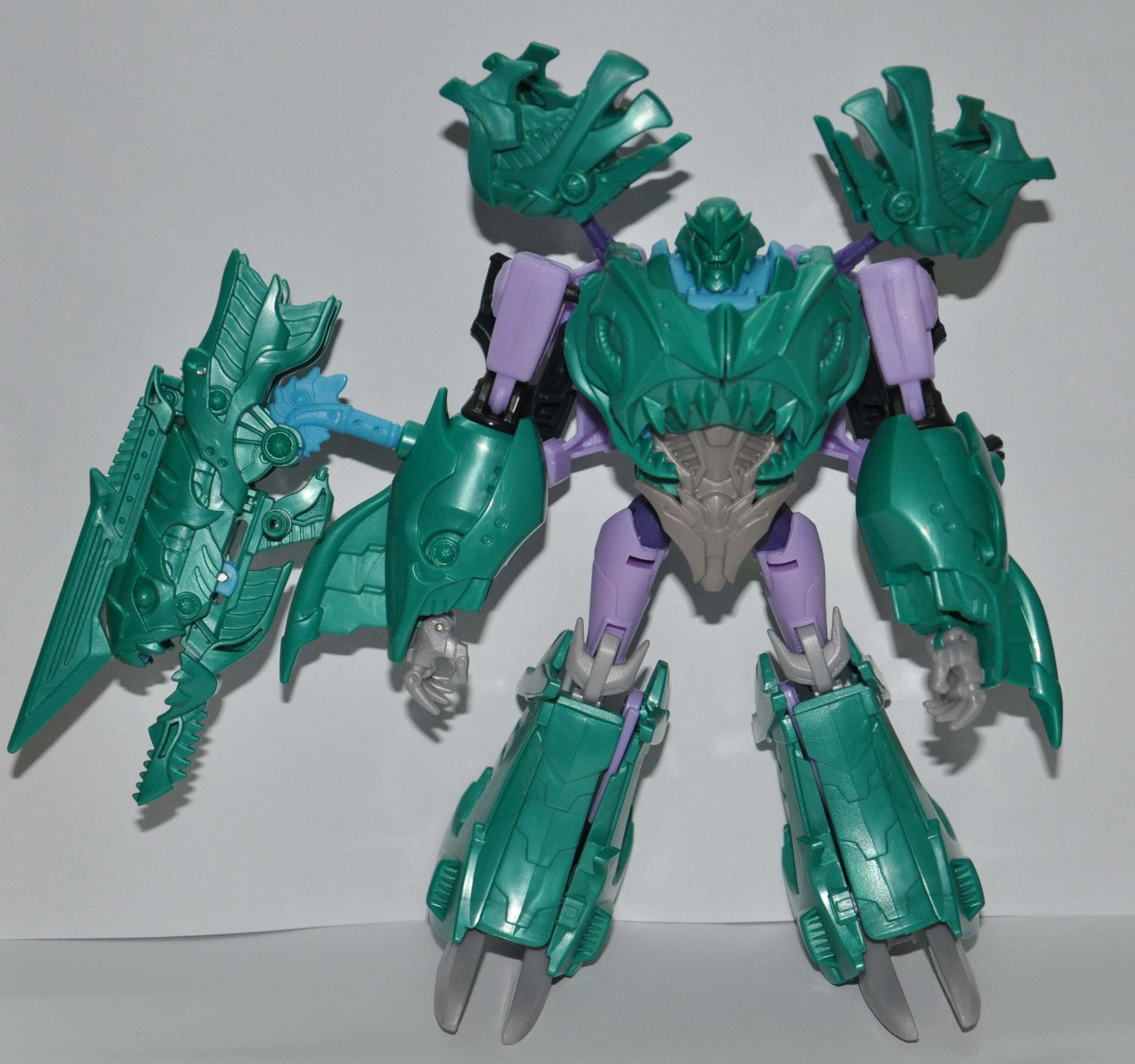 Transforners-beast-hunters-megatron-prototype-front