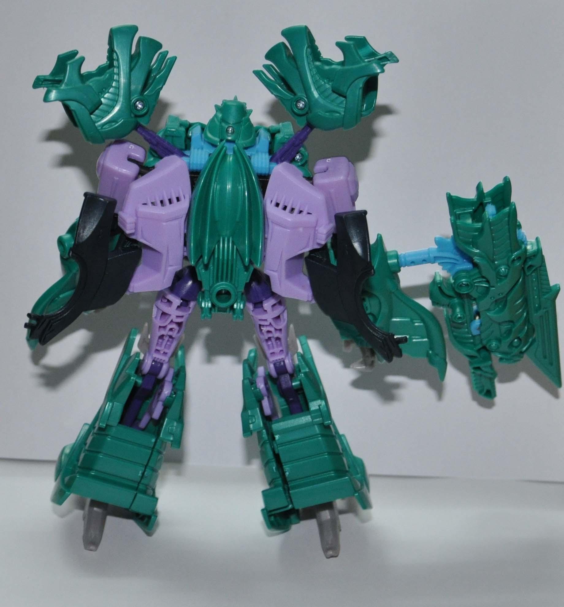 Transforners-beast-hunters-megatron-prototype