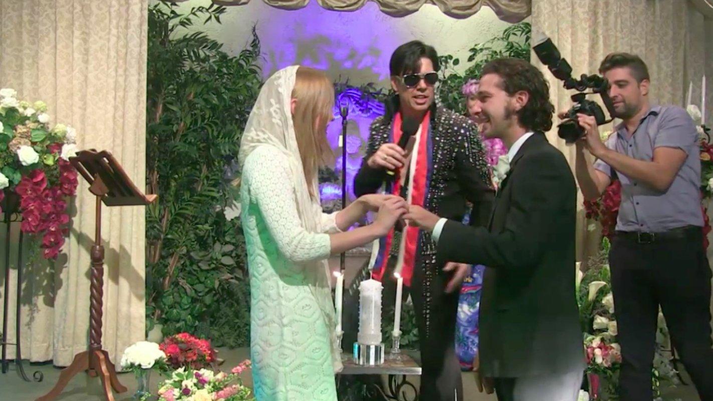 shia-labouef-mia-goth-wedding