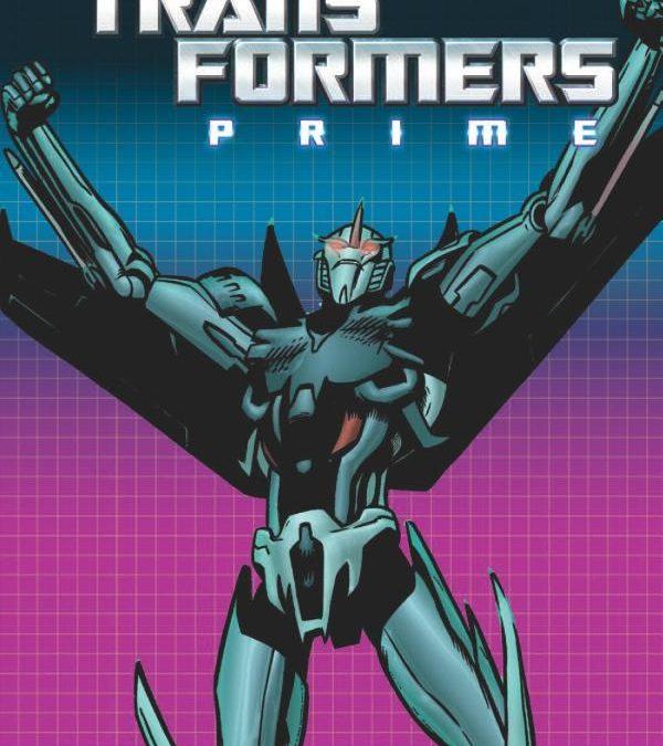 Transformers Prime Starscream similar to Alternity Starscream